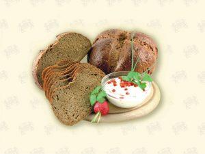 Hausmarken Brot
