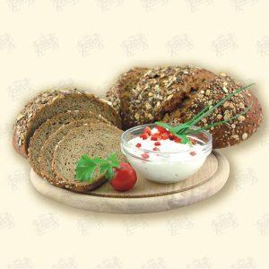 Fitness Brot vegetarisch
