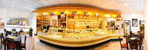Filiale Chemnitz-Gablenz Ladenansicht - Bäckerei, Konditorei und Cafe Vieweger