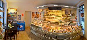 Filiale Chemnitz-Kaßberg Ladenansicht - Bäckerei, Konditorei und Cafe Vieweger