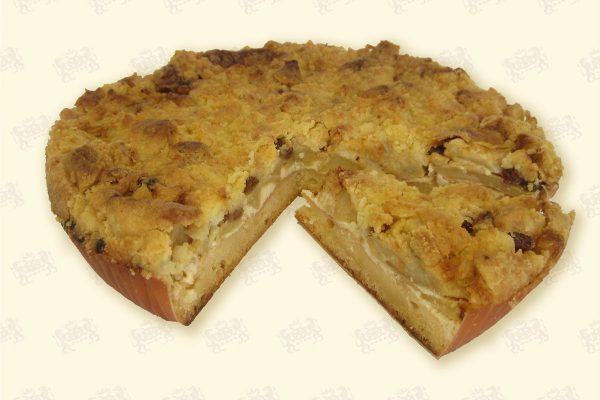 Apfelkuchen mit Giese - Wochen-End-Kuchen