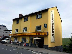 Bäckerei Vieweger Grünhainichen - Aussenansicht
