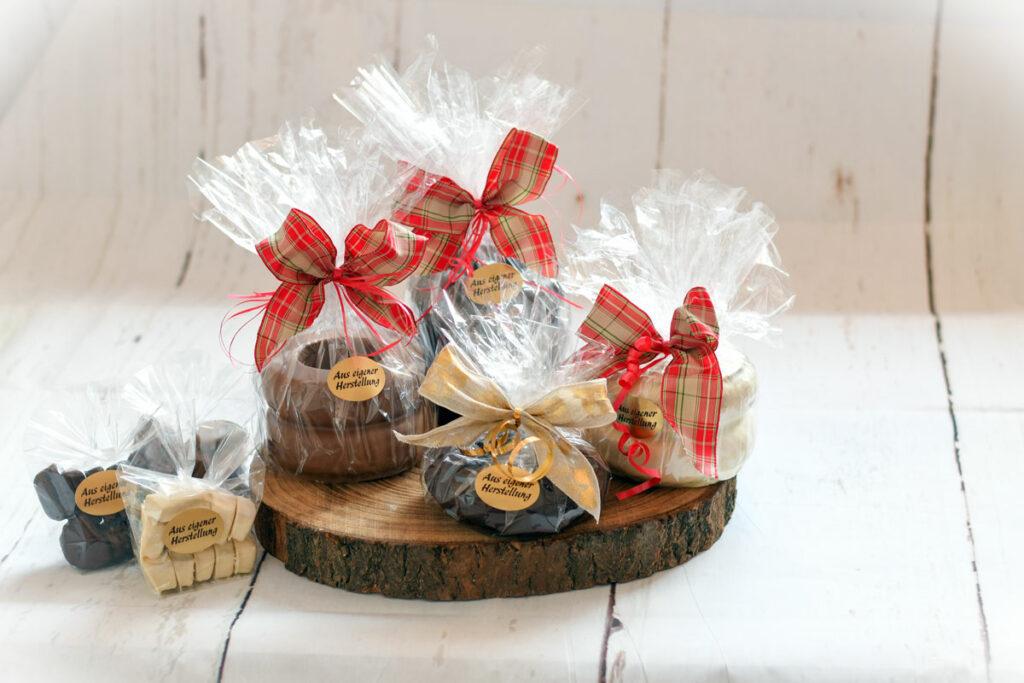 Baumkuchen - Sortiment verpackt