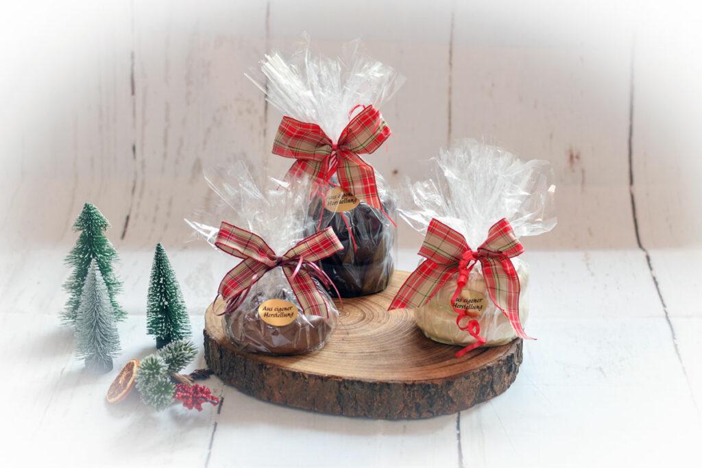 Baumkuchen - Sortiment verpackt - Sorten