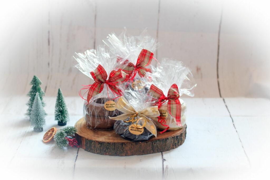 Baumkuchen - Sortiment verpackt - Weihnachten