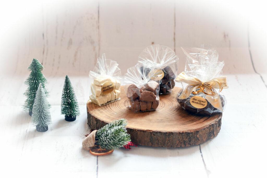 Baumkuchen - Sortiment verpackt Weihnachten - klein