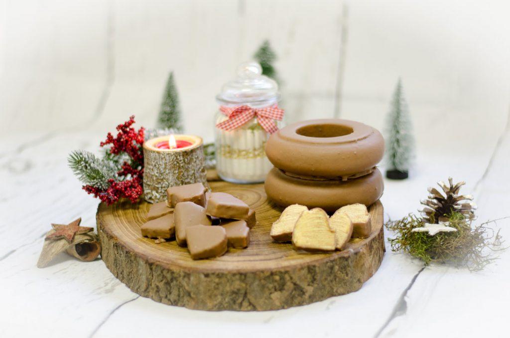 Baumkuchen und Baumkuchenecken - Vollmilch Kuvertüre