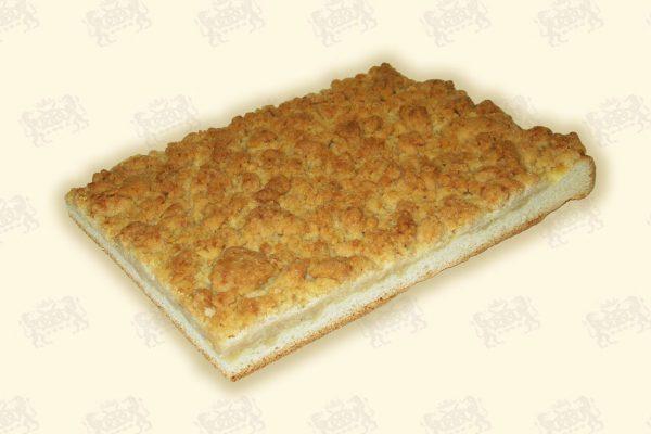 Butterstreusel-Kuchen - Platte