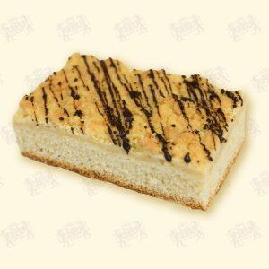 Butterstreuselkuchen mit Schoko