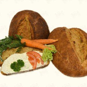 Dinkel-Karottenbrot