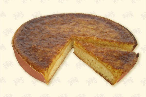 Mandelkuchen - Wochen-End-Kuchen