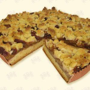 Pflaumenkuchen mit Butterstreusel - Wochen-End-Kuchen