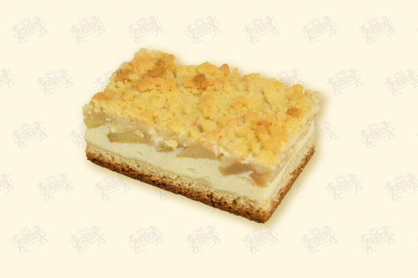 Quark-Apfel Kuchen