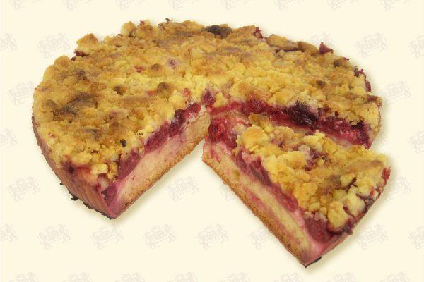 Sauerkirschkuchen mit Giese - Wochen-End-Kuchen