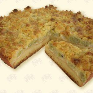 Stachelbeerkuchen mit Giese - Wochen-End-Kuchen